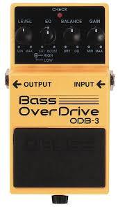 <b>Boss Педаль эффектов</b> ODB-3 — купить по выгодной цене на ...