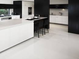 Kitchens Floor Tiles Kitchen With Black And White Tiles White Metro Wall Tiles White