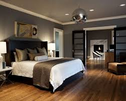 dark grey walls light grey ceiling with brown accents ceiling wall lights bedroom