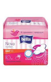 <b>Прокладки BELLA Nova comfort</b> впитывающие | Watsons