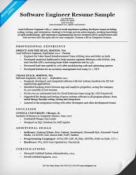 Resume For Freshers In It