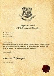 hogwarts acceptance letter by legiondesign harry potter party hogwarts acceptance letter by legiondesign
