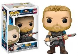 <b>Фигурка Funko POP</b>! <b>Bobble</b>: Marvel: Thor Ragnarok: Thor 13763 ...