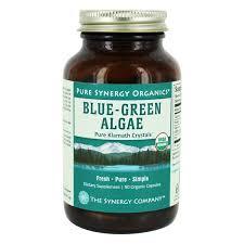 <b>Organic</b> Blue Green Algae - 90 CapsulesPure <b>Synergy</b> | Blue green ...