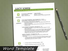 diy resume template resume template resume design resume instant word template diy resume design