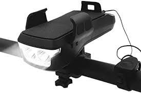 Multifunctional Bike LED Headlight 4000mAh Bicycle ... - Amazon.com
