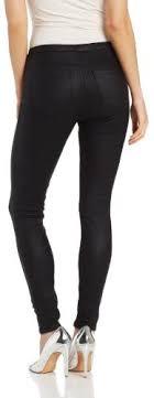 HUE <b>Women's</b> Heavy <b>Metal Jeans</b> Leggings - Black - Small ...