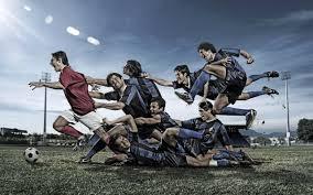 Fútbol: Un 'golazo' de salud para hombres hipertensos