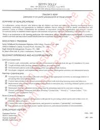 teacher aide resume example teacher aides job description