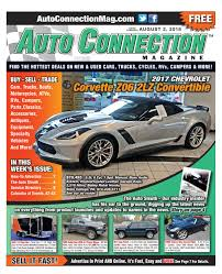 08-02-18 Auto Connection Magazine by Auto Locator and Auto ...
