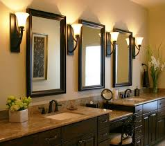 bathroom cabinet mirrors lights  master bathrooms with double sink vanities bathroom vanity mirrors ma