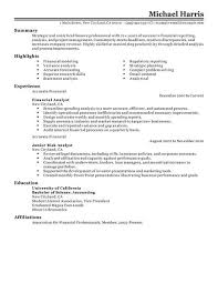 simple accounting  amp  finance resume examples   livecareeraccounting  amp  finance resume examples