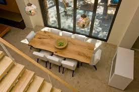 real rustic kitchen table long: wood dining room table chairs rustic dining room tables