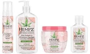 <b>Hempz</b> Fresh Fusions <b>Pink Pomelo</b> and Himalayan Sea Salt ...
