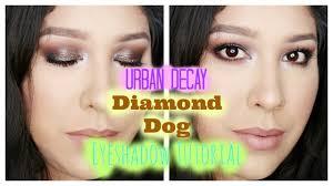 <b>Urban Decay</b> Diamond <b>Dog</b> Eyeshadow Tutorial - YouTube