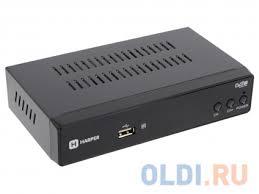 <b>Цифровой телевизионный DVB-T2 ресивер</b> HARPER HDT2-5010 ...