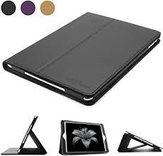 New iPad 9.7 Leather Case, BoriYuan Vintage ... - Amazon.com