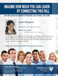 mastodon career calls ipfw are you considering changing careers learn how to create a thoughtful and compelling combination resume and cover letter that explains precisely how you