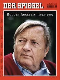 Exponat: Zeitschrift: Der Spiegel über <b>Rudolf Augstein</b> - 200