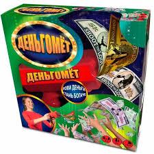 <b>Настольная игра GW DEVELOPMENT</b> ДеньгоМет - купить по ...