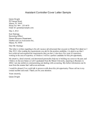 accountant assistant cover letter samples  seangarrette co accountant