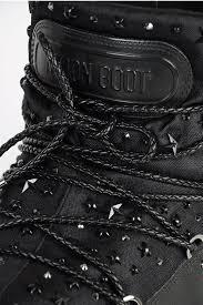 <b>Jimmy</b> Choo <b>MOON BOOT</b> Studded Ankle Boots women - Glamood ...