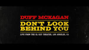 <b>Duff McKagan</b> - Don't Look Behind You (Live) - YouTube