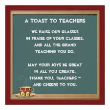 Thank You Teacher Posters, Thank You Teacher Prints, Art Prints ...
