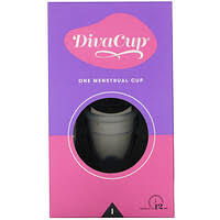 Diva International, <b>DivaCup</b>, Model 2, 1 <b>Menstrual Cup</b> - iHerb