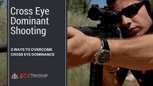 <b>3 Ways</b> to Correct Cross Eye Dominance When <b>Shooting</b>