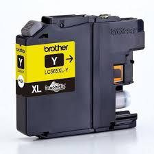 <b>Картридж</b> струйный <b>Brother LC565XLY</b> желтый повышенной ...