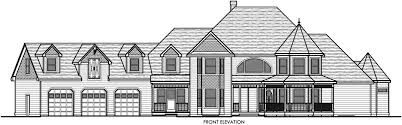 plans country kitchen house rear elevation view for  victorian house plans country kitchen h