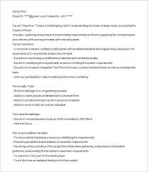 business analyst resume template –    free samples  examples    entry level business analyst resume