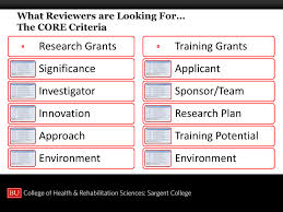 common strengths and weaknesses in grant applicationspart 8 of 8 full size