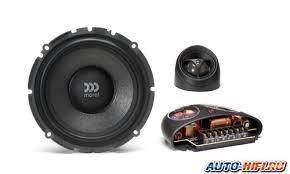 2-компонентная акустика <b>Morel Virtus 602</b> | Характеристики Morel ...