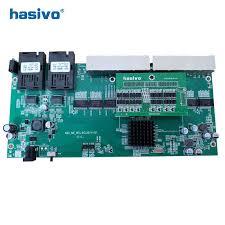 <b>Reverse PoE switch</b> 8x10M/<b>100M</b>/1000M Port & 2 SFP Gigabit ...