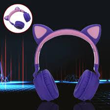 <b>BT028C</b> wireless <b>bluetooth Headphone</b> fantasy elf wears 5.0 ...