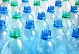 BPA containing plastic bottles