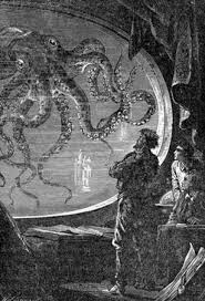 Image result for original images of novels by jules verne