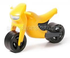 каталка brumee speedee желтый