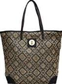 Seafolly Carried Away Neli Tote - Black Head into the local town for ...