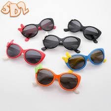 5D2 <b>Bowknot Eye</b> Kids <b>Sunglasses</b> Boy Girl <b>Fashion</b> UV Protection ...
