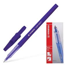 """Купить <b>Ручка шариковая STABILO</b> """"<b>Liner</b>"""", ФИОЛЕТОВАЯ, корпус ..."""