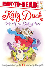 katy duck meets the babysitter book by alyssa satin capucilli cvr9781442452411 9781442452411 hr