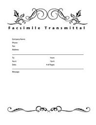 Fax Cover Letter Word     fax cover sheet in word   itinerary     happytom co