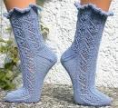 Вяжем носки схемы и описание