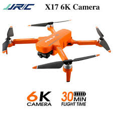 <b>JJRC X17</b> GPS 5G WiFi FPV <b>6K</b> HD Camera Brushless Foldable RC ...