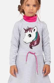 <b>Туника</b> трикотажная для девочек <b>PlayToday</b> 392067 – купить в ...