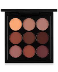 <b>MAC</b> x 9 <b>Eye Shadow</b> Palettes & Reviews - Makeup - Beauty - Macy's