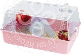 Купить <b>Клетка для грызунов Ferplast</b> Mini Duna Hamster цветная с ...